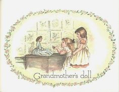 A IS FOR ANNABELLE ,illustrated by Tasha Tudor