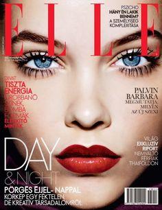 Barbara Palvin for Elle Hungary November 2013 [updated: 13/07/2014]
