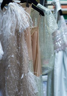 Haute Couture | Chanel ss 2014 | Backstage