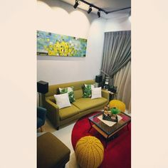 Living room #hmhome #francfranc #