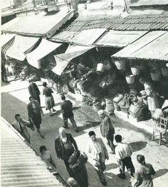 The market of Iraklion