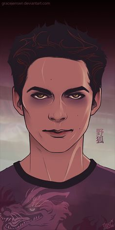 Teen Wolf - Void Stiles by GraceJensen