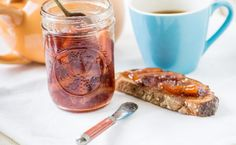 Winter brings citrus galore and time for making small batch marmalade. These tips and vanilla blood orange marmalade recipe will get you started. Orange Marmalade Recipe, Vanilla Sauce, Food Crush, Blood Orange, Sauce Recipes, Preserves, Jelly, Peanut Butter, Curry