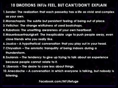 I'm an INTJ, but I can relate to most of these.