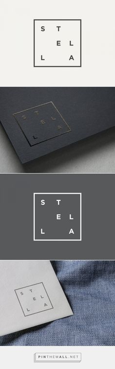 Stella logo - available now