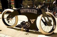 Espectacular bicicleta custom!  http://www.todobicis.net