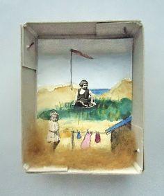mano kellner - art boxes
