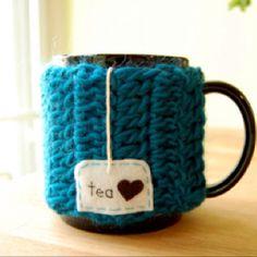 Winter blues & a hot cup of tea