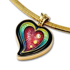 Heart of 2014 by Magick Fusager Design