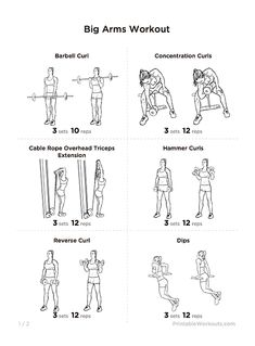 1000 images about printable workoutsheets on pinterest