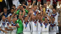 FIFA World Cup 2014 final: Germany vs Argentina; as it happened winner 2014 World Cup 2014 Germany Vs Argentina, Germany Players, Philipp Lahm, Fifa 2014 World Cup, Champions Of The World, World Cup Winners, Sports Picks, Great Team, Soccer Players