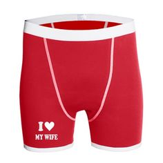 I Love My Wife: Boxer Brief