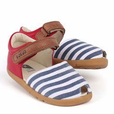 f3eeefe94044 Bobux Twist Sandal - Happy Little Soles Barefoot Kids