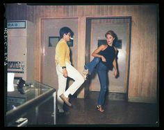 Bruce Lee & Sharon Tate