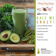 Kale Me Crazy! #310Shake