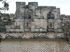 ruins The Codz-Poop, Kabah, Yucatan
