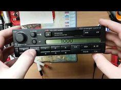 Gamma IV Phillips VWZ6Z3 EEPROM Code/Decode - Rozkodowanie Radia Programatorem - YouTube Radia, Youtube, Coding, Youtubers, Youtube Movies, Programming
