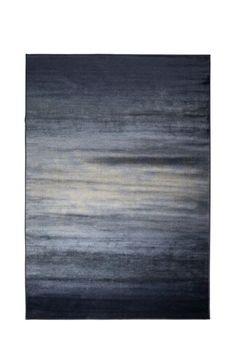 Zuiver Obi Vloerkleed Viscose Blauw - 200 x 300 cm