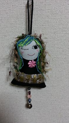 My first Dotee Doll