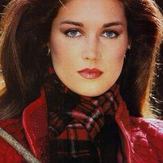 Kristen Clotilde Holby, 1980's Ralph Lauren model