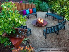 best fire pit small