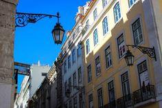 Rua Augusta - Lisboa / photo by Camila Shoji