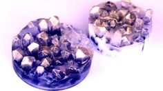 Hey, everyone! Here's another great DIY craft idea—introducing the art of creating crystal cluster gemstone soap or Crystal Handmade Soap!