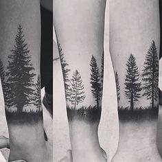 tree tattoo forearm - Sök på Google                                                                                                                                                                                 More