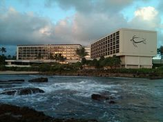Turtle Bay - Oahu. I've stayed at this resort and its worth the money! Beautiful view and great snorkling on North Shore!