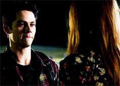 OKAY, BUT I LOVE STILES AND LYDIA AND THERE HAS BEEN A SEVERE LACK OF THEM THESE PAST TWO WEEKS.