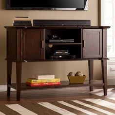 Southern Enterprises Larkin Media Console - HN7408-1