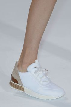 Flatforms at Dries, loafers at Laroche, kitten heels at Margiela, and more.