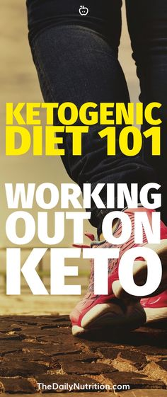 Are you on the ketogenic diet and wondering if you can workout? See what it means to workout while doing keto.