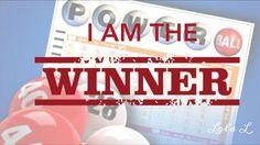 I am the jackpot lottery winner!