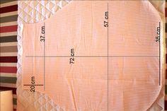 Tuto Gigoteuse Hiver Bébé 0-6 mois