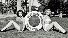 Blue Book Models: Marilyn Monroe em fotos como você nunca viu antes | Universo Retro