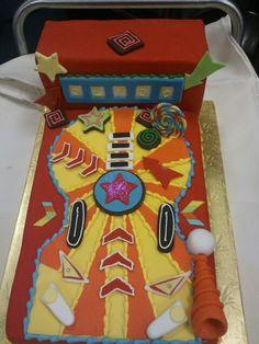 Pinball cake