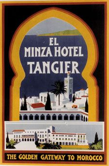 Vintage Tangier, Morocco  It was heavenly in 2011.