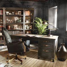 Tremont Brown Executive Desk #arhaus #office