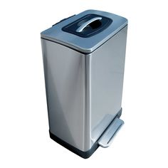 Kitchenaid Garbage Compactor trash krusher - trash can with built-in manual trash compactor