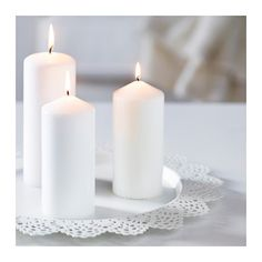 SKURAR Base p/velas  - IKEA