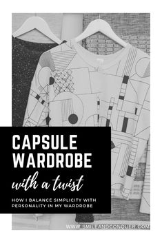 How I'm creating a capsule wardrobe with a twist. It's all about building a good base and then adding in a personality section. Money Tips, Money Saving Tips, Managing Money, Savings Planner, Basic Tees, Budgeting Money, Clothing Hacks, Frugal Tips, Money Management