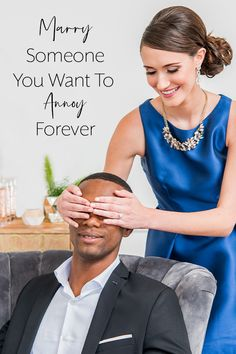"""""""Marry someone you want to annoy forever. Love Is All, True Love, Wedding Supplies, Party Supplies, Best Quotes, Love Quotes, Inspirational Quotes About Love, Annoyed, Love Words"""