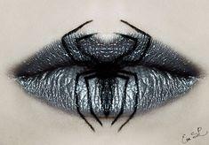 BoredPanda; super cool Halloween Lip