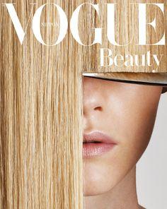 vogue beauty cutting a fringe