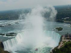 Sommer 2014 Niagarafälle