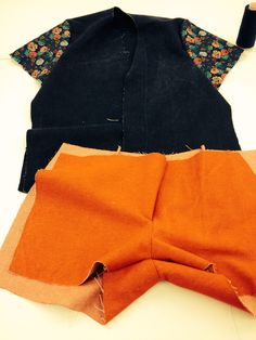 Process; shorts & blouse.