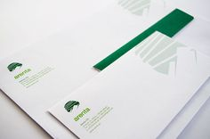 Arenta Trading Ltd. Logo and Corporate Identity design on Behance