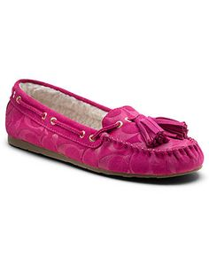 COACH ANITA SLIPPER - COACH - Handbags & Accessories - Macy's