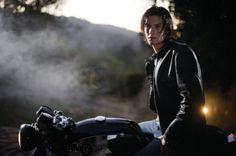 #biker #motorcycle  Ben Barnes